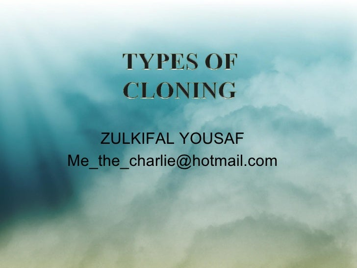 ZULKIFAL YOUSAF [email_address]