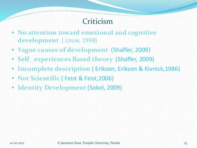 a research on personality development and identity formation in adolescents In sum, though the theoretical frameworks appear in place to help understand adolescent personality development (ie, maturation, identity formation studies, and social role investment), future research is needed to support their potential as explanatory frameworks.