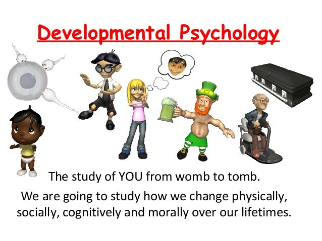 Developmental Psychology Studies Human Development Across ...