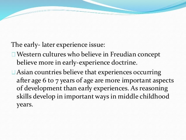 multidirectional development