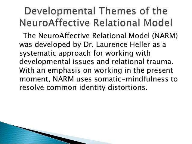 neuroaffective relationship model