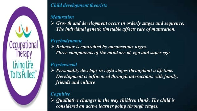 compare different psychological theories of lifespan development