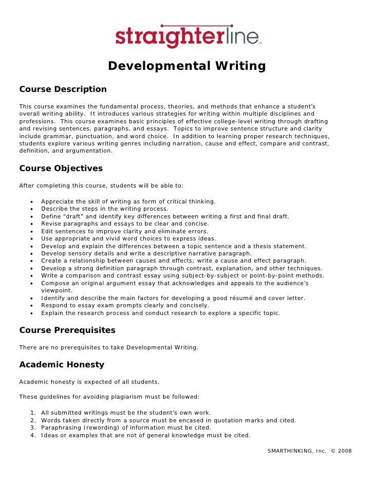 Georgia tech essay requirements