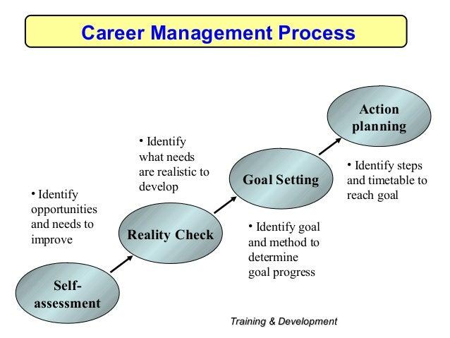 career development process in an organization