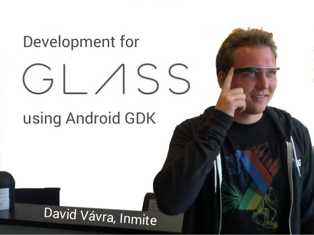 David Vávra, Inmite Development for using Android GDK