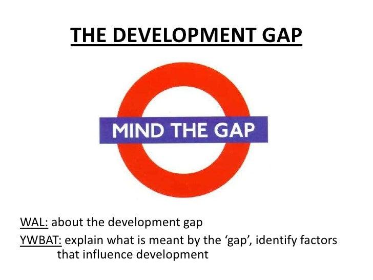 the development gap Falling behind: explaining the development gap between latin america and the  united states edited by francis fukuyama thomas j.
