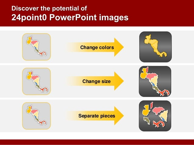 Development of Conflict Over Time - PowerPoint Slide