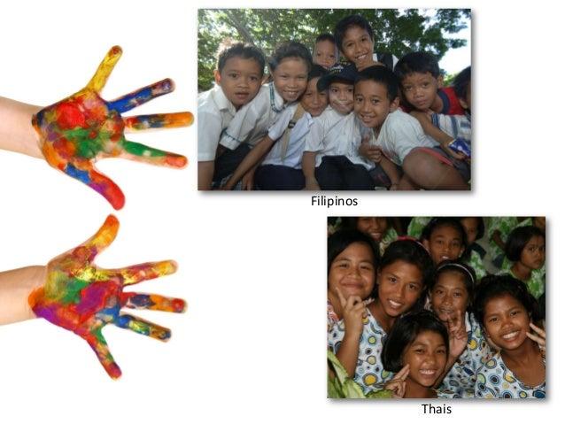 Filipinos            Thais