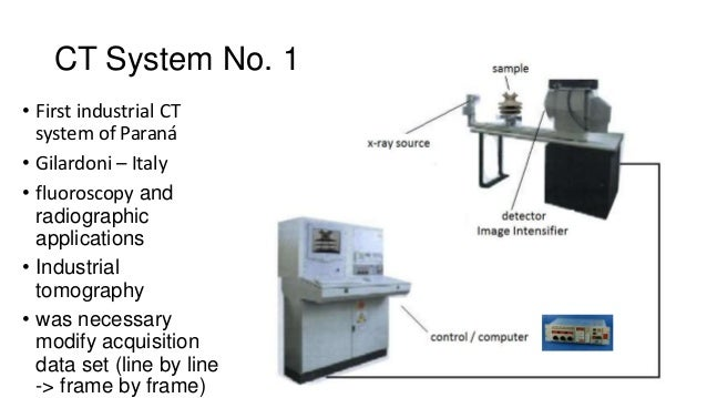 Ct Data Acquisition System : Development of industrial ct system for d tomographic