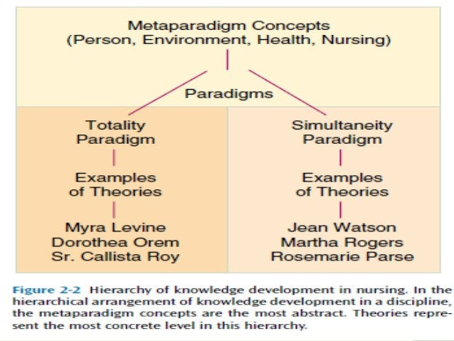 paradigm of jean watson Jean watson's metaparadigm of nursing jean watson's metaparadigm of nursing introduction throughout the history, men have tried to find ways to improve the quality of healthcare that is provided to individuals.