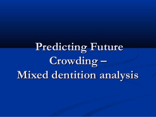 Moyer's Prediction ChartMoyer's Prediction Chart 19.519.5 20.020.0 20.520.5 21.021.0 21.521.5 22.022.0 22.522.5 23.023.0 2...