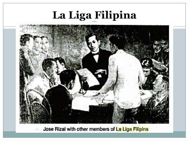la liga filipina essay La liga filipina & exile to dapitan hero's death the rizal law rizal's first trip jose rizal has been to many countries after he graduated from the university.