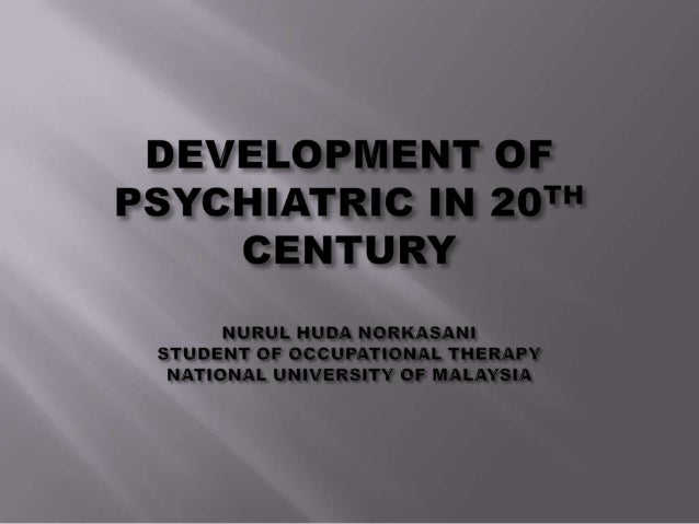    History of development institutionalization    in 20th century   History of development    deinstitutionalization in ...