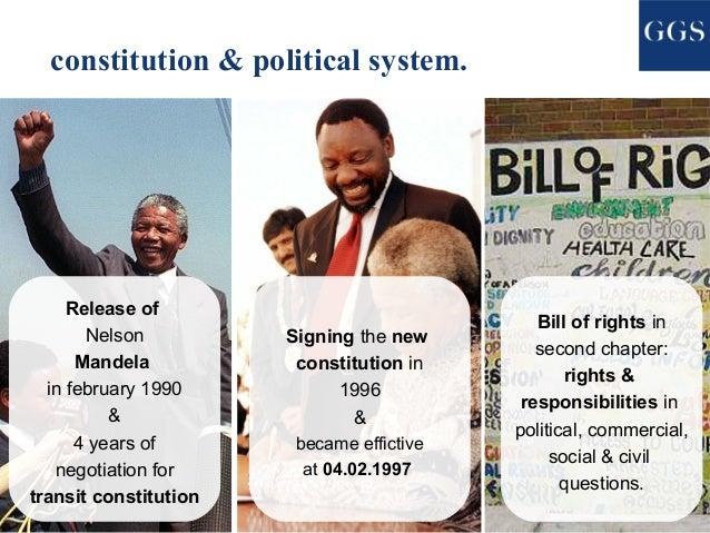 south african political system essay Political environment of south africa (government system 2009) south africa is a sub-saharan country located there are some political risks in south africa.