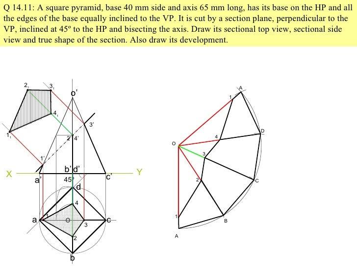 Triangulation Development Sheet Metal Sheet Metal Drafting