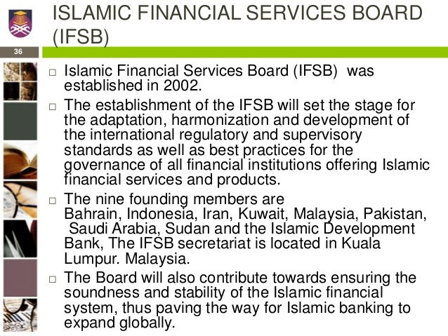The growth of islamic financial services in uk