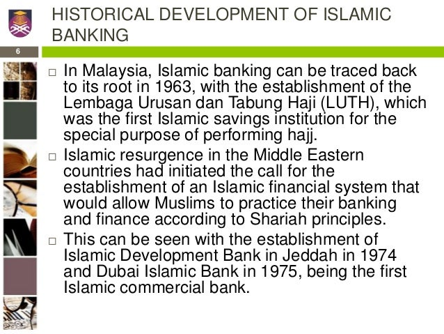 history and development of malaysian banking The third stage is a visionary one that would unveil innovative home grown products based on research and development the history of islamic banking in malaysia.