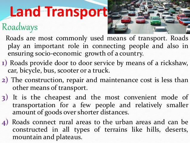 development of communication and transport technology Effective rural communication for development transport and accommodation as 2 framework on effective rural communication for development.