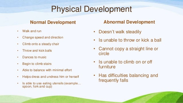 physical devlopment in infancy and toddlerhood Start studying ch:4 physical development in infancy and toddlerhood learn vocabulary, terms, and more with flashcards, games, and other study tools.