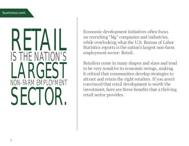 The Three Benefits Of Retail Development Strategies
