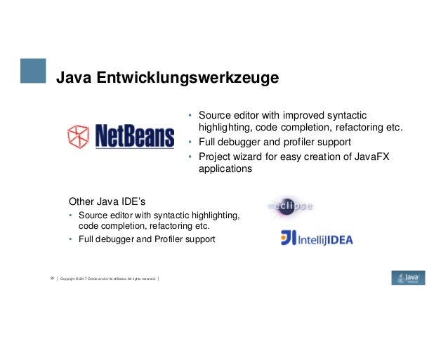 Development with JavaFX 9 in JDK 9 0 1
