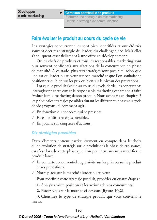 00_VanLeathem Page 190 Dimanche, 11. septembre 2005 11:39 23       Développer                              Gérer son porte...