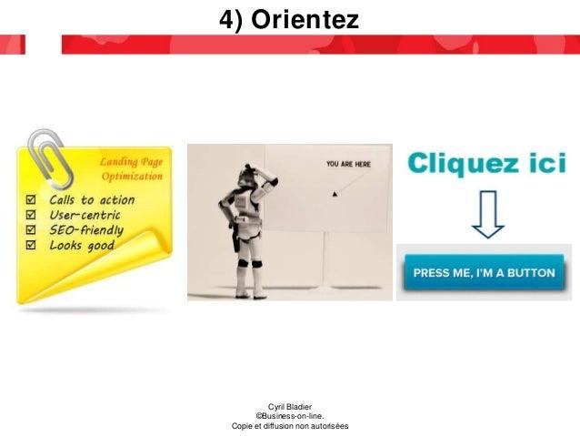 4) Orientez Cyril Bladier ©Business-on-line. Copie et diffusion non autorisées