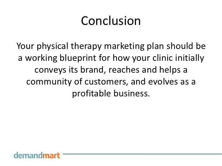 physiotherapy business plan