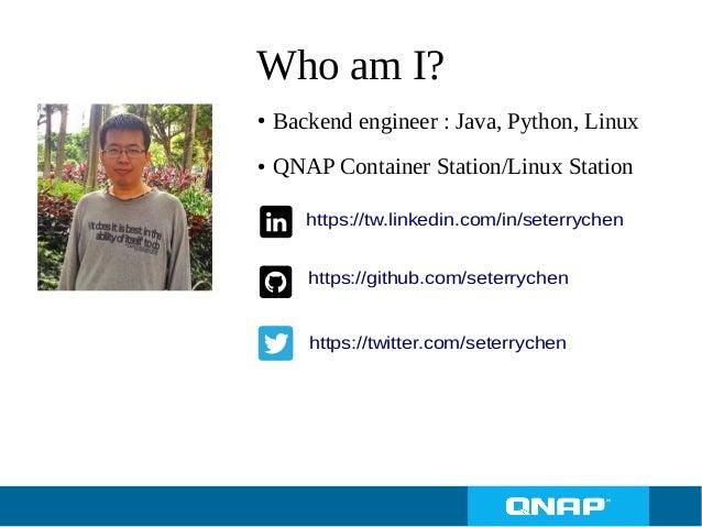 Develop QNAP NAS App by Docker