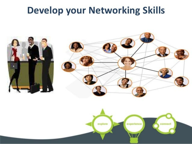 Develop your Networking Skills