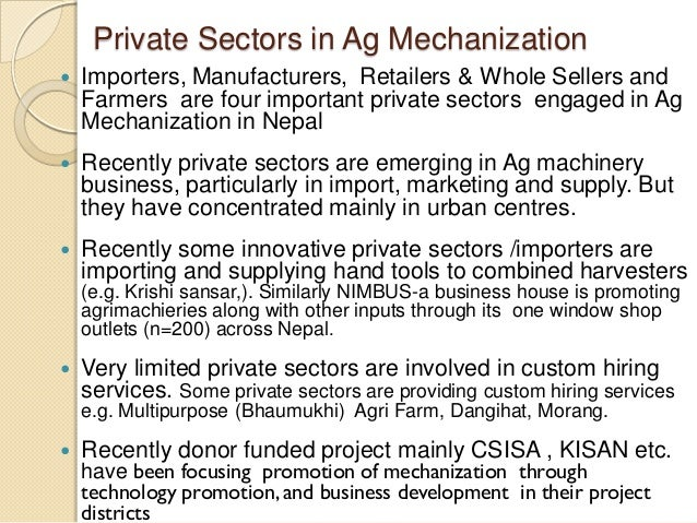 the role of private sector in Advertisements: in this article we will discuss about the relative role of public sector and private sector in economic development of india relative role of public sector in india: public.
