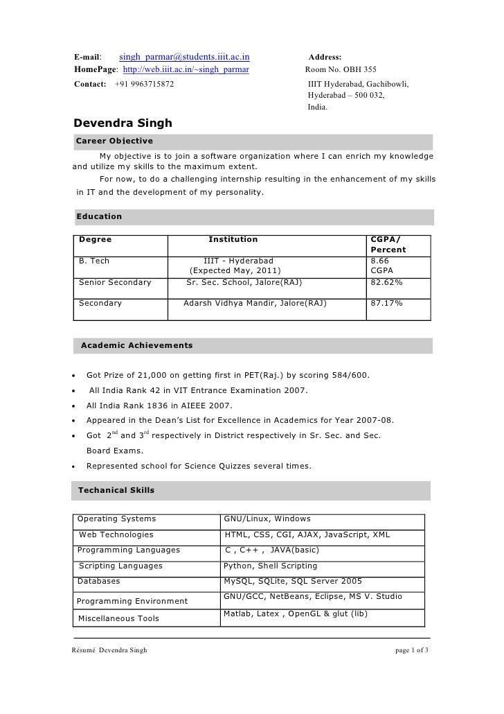 E-mail:  singh_parmar@students.iiit.ac.in                          Address: HomePage: http://web.iiit.ac.in/~singh_parmar ...