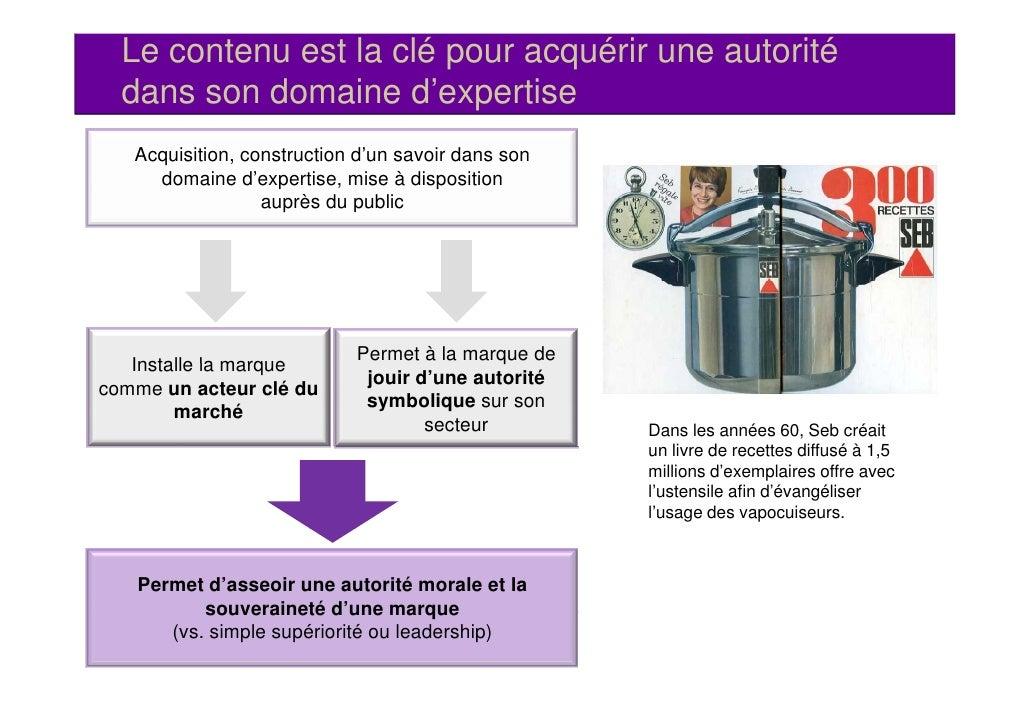 Devenir incontournable par les contenus en grande conso. daniel bô, expert du brand content, pdg de QualiQuanti Slide 3
