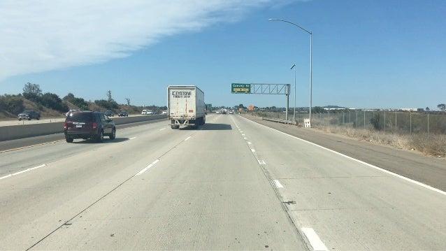 За день до запуска Clustertruck, мы 9 часов катались на грузовике вокруг Сан Диего – пытаясь сделать чтоб бак был на четве...