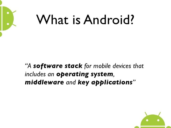 Buzzcity Dev Garage: Intro to Android