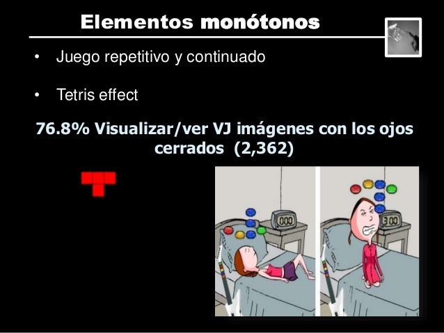 "Música monótona de fondo 74% ha escuchado música de los VJ ""I will wake up sometimes and check if my computer is off becau..."
