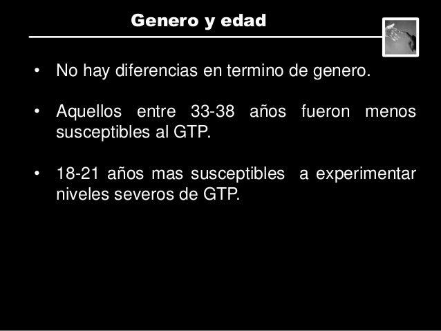 DEPENDE • Mas jugadores han experimentado el GTP como algo positivo que negativo PERO • Depende de los contenidos, la frec...