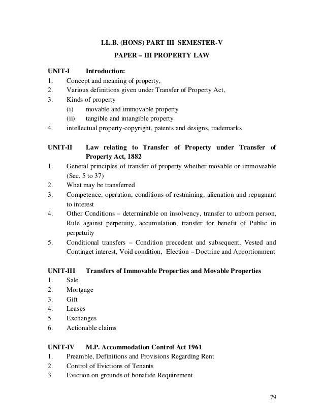 Mp Accommodation Control Act 1961 Pdf