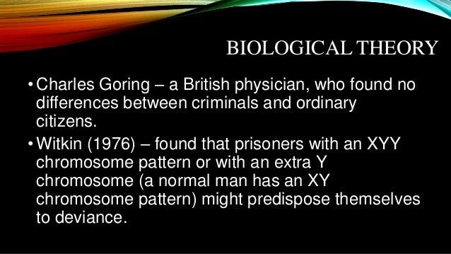 Molecular genetics catching the criminal using
