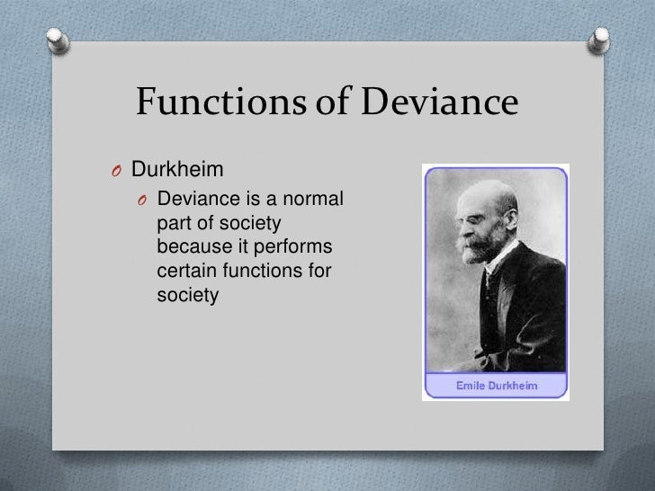 """deviance and social control notes Deviance and social control what is deviance relative deviance what is deviant to some is not deviant to others """"deviance"""" is nonjudgmental term a neutral term stigma norms make social life possible makes behavior predictable no norms - social chaos social control group's formal and informal means of enforcing norms sanctions negative sanctions frowns/gossip breaking folkways imprison."""