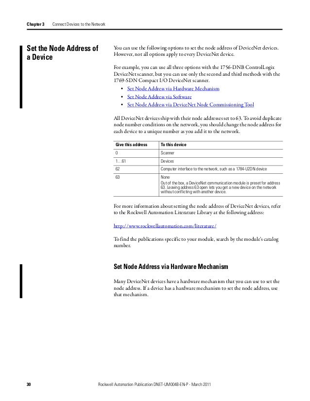 device net guide rh slideshare net plc Wiring Basics DeviceNet Cable Specification
