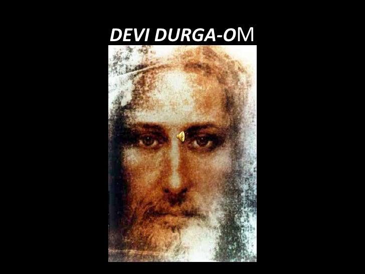 DEVI DURGA-OM<br />