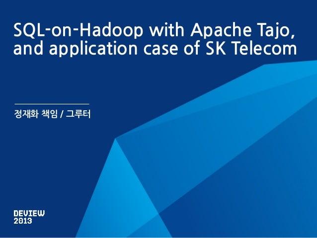 SQL-on-Hadoop