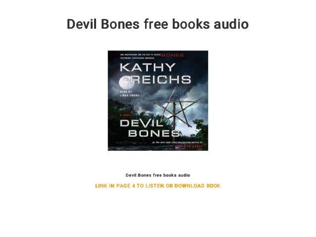 devil bones free books audio