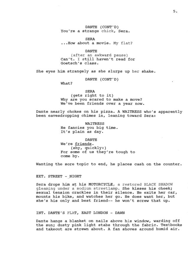 devil may cry movie script