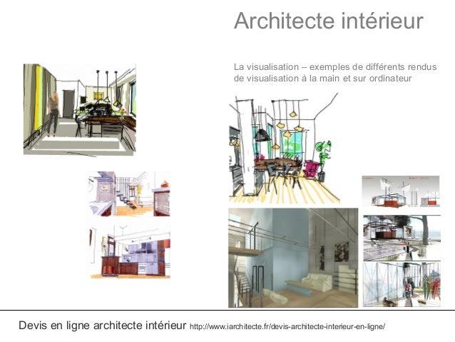 devis architecte interieur en ligne. Black Bedroom Furniture Sets. Home Design Ideas