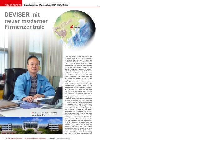 ■ ëTianjin 168 TELE-audiovision International — The World's Largest Digital TV Trade Magazine — 07-08/2013 — www.TELE-audi...