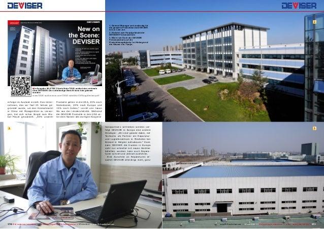 1 ■ 2 3 170 171TELE-audiovision International — The World's Largest Digital TV Trade Magazine — 07-08/2013 — www.TELE-audi...