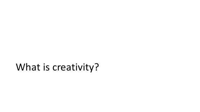 DevLearn 2016 Creativity and eLearning Slide 3