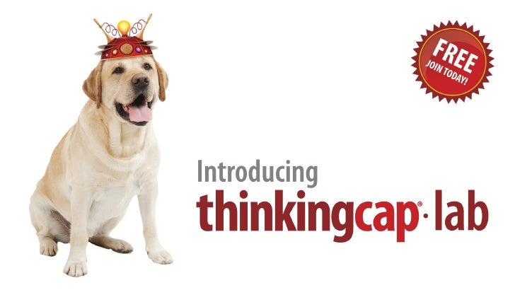 A look at the Thinking Cap Instructional Designer